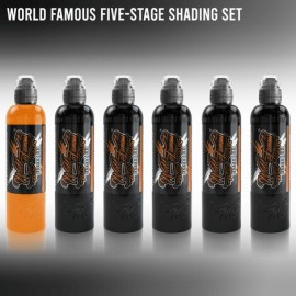 Сеты World Famous 5 Stage Shading Set