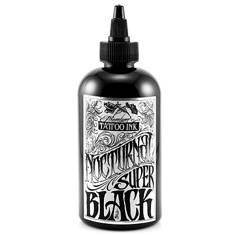 Nocturnal Tattoo Ink Nocturnal - Super Black